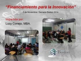 Financiamiento para la Innovación